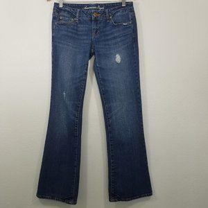 American Eagle Favorite Boyfriend Low Rise Jeans